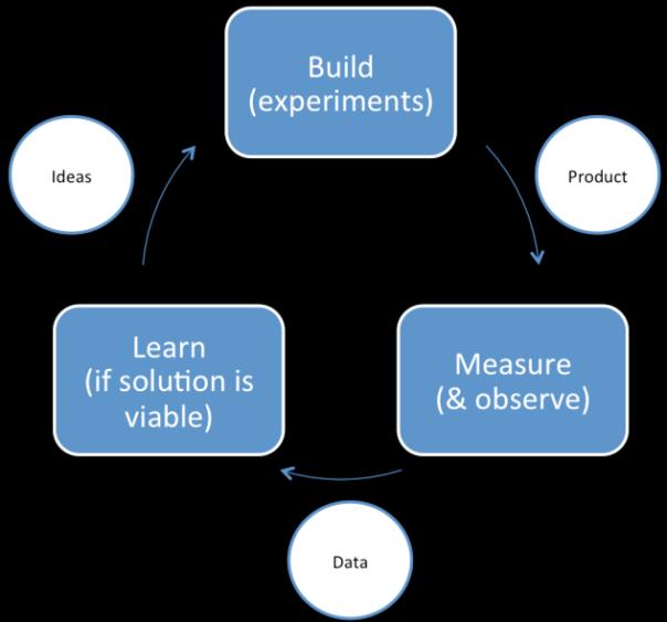 Build Measure Learn Feedback Loop